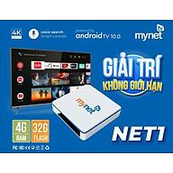 Android TVBOX Có Điều Khiển Giọng Nói MYTV NET1 Ram 4G Rom 32Bb thumbnail
