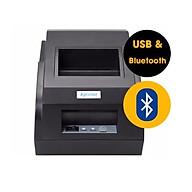 Máy In Bill XPRINTER XP-58IILBA (USB + Bluetooth) - Hàng nhập khẩu thumbnail