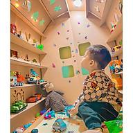 Nhà Lắp Ghép Thông Minh Nhà Giấy Carton Lắp Ráp Cho Bé _ Hộp Quà Kỳ Bí thumbnail