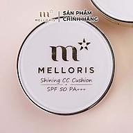 Phấn Nước Melloris Shining CC Cushion SPF 50 PA+++ PV1003 thumbnail