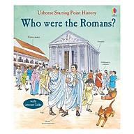 Usborne Who Were The Romans thumbnail