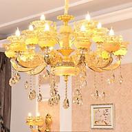 Đèn chùm VIT pha lê trang trí nội thất sang trọng - kèm bóng LED chuyên dụng thumbnail