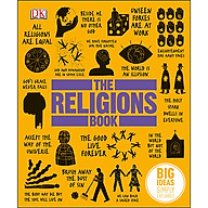 DK The Religions Book (Series Big Ideas Simply Explained) thumbnail