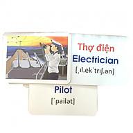 Thẻ Học Thông Minh Theo Phương Pháp Glenn Doman Cho Bé - Chủ Đề Nghề Nghiệp thumbnail