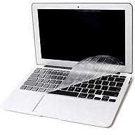 Miếng phủ bàn phím cho MacBook Air 11.6 inch hiệu JCPAL FitSkin Clear Tpu siêu mỏng 0.1 mm - Hàng nhập khẩu thumbnail