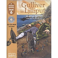 MM PUBLICATIONS Gulliver In Lilliput (With Cd-Rom) - American Edition thumbnail