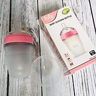 Bình sữa Silicon Fatz Baby 180ml thumbnail