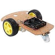 Khung Xe Robot 3 Bánh + Phụ kiện (V1) thumbnail