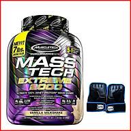 Sữa tăng cân tăng cơ Mass Tech Extreme 2000 7lbs (3,18kg) - Vanilla - Hỗ trợ tăng cân, tăng sức mạnh, phát triển cơ bắp dành cho người tập thể hình và thể thao - Hàng chính hãng Muscletech USA thumbnail