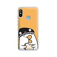 Ốp lưng dẻo cho điện thoại Xiaomi Mi A2 - 01131 7901 DUCK04 - Hàng Chính Hãng thumbnail