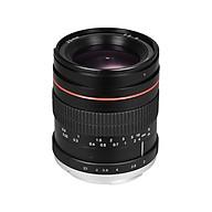 Lens 35mm F2.0 Full Frame Phù Hợp Với Canon EF Mount 100D 200D 350D 450D - Đen thumbnail