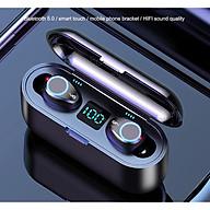 Tai Nghe Bluetooth Bluetoshita True Wireless AirBuds Tai Nghe Không Dây Âm Thanh Vòm 7.1 Super Bass BE97J Hàng Chính Hãng thumbnail