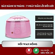 Nồi nấu sáp wax lông chuyên nấu hạt sáp hard wax bean PWAX100 thumbnail