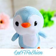 Móc khóa chim cánh cụt siêu cute, siêu xinh xắn treo balo, móc khóa cực xịn thumbnail