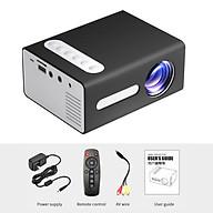 Máy Chiếu Di Động Mini Led Projector T300 Độ Phân Giải Khả Dụng 320x240 Độ Sáng 800 Lumens Tích Hợp Các Cổng HDMI, USB, 3.5mm Audio, TF Card Slot thumbnail