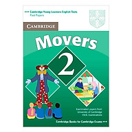 Cambridge Young Learner English Test Movers 2 Student Book thumbnail