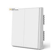Công tắc thông minh Aqara D1 Smart Wall Switch - Không dây nguội - Hàng Chính Hãng thumbnail