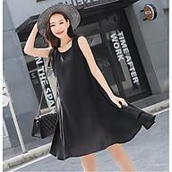 Đầm bầu đẹp - váy bầu xinh thời trang Hàn Quốc DN1907021C thumbnail