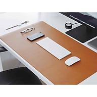 Thảm da trải bàn làm việc Deskpad cỡ (40 80 cm) thumbnail