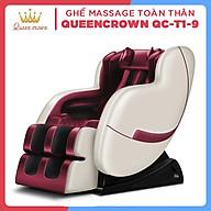 Ghế Massage Toàn Thân QUEEN CROWN 3D QC-T1-9 thumbnail