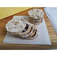 Bánh Gạo Nhân Hồng Sâm Myeong Hwa Geumsan Hàn Quốc 10g x 20 thumbnail