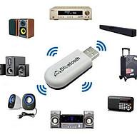 USB Bluetooth kết nối loa không dây thumbnail