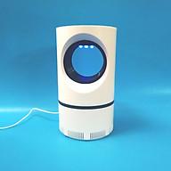 Đèn diệt muỗi bằng sóng ánh sáng và quạt hút WD-06 cổng USB thumbnail