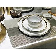 Miếng lót bàn ăn không thấm nước dễ dàng vệ sinh 3-D-E6-T3029 thumbnail