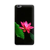 Ốp lưng điện thoại Oppo F3 Plus - 01090 7819 LOTUS06 - Silicon dẻo - Hàng Chính Hãng thumbnail