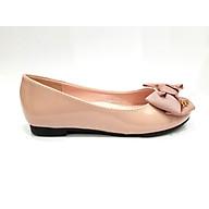 Giày Búp Bê Bé Gái Đi Học Đi Chơi Crown Space UK Ballerina Trẻ Em Cao Cấp CRUK3115 Nhẹ Êm Thoáng Size 30-36 6-14 Tuổi thumbnail