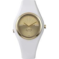 Đồng hồ Alfex 5751 2169 Nữ Dây Cao Su 42.5mm thumbnail