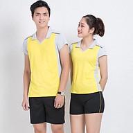 Bộ quần áo bóng chuyền nam , nữ đẹp ( mẫu mới 2019) thumbnail