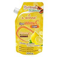 COMBO 2 GÓI Muối Tắm Vitamin C A Bonne 350g từ Thái Lan thumbnail