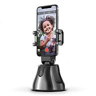 Gimbal AI kiêm giá đỡ điện thoại cảm biến thông minh quay phim chụp hình xoay 360 độ nhận diện khuôn mặt - Auto Smart Following cameraman ( Giao màu ngẫu nhiên) thumbnail