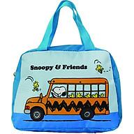Túi Xách Snoopy cỡ nhỏ - Màu Xanh thumbnail
