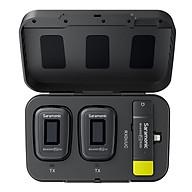 Micro thu âm không dây Saramonic Blink 500 Pro B4 cổng Lighting cho Iphone, Ipad ( 2phát + 1thu) - Hàng Chính Hãng thumbnail