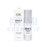 KTIMI RETINOL 1% Rejuvenating Cream - Kem Chống Lão Hóa, Mờ Vết Thâm thumbnail