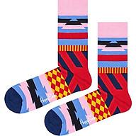 Vớ Unisex Happy Socks Mix Max - 7333102092738 - Màu Ngẫu Nhiên thumbnail