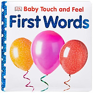 DK First Words (Series Baby Touch And Feel) thumbnail
