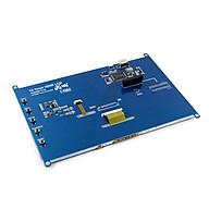Waveshare 11870 10.1 inch Resistive Touchscreen LCD Monitor 1024 600 Resistive Screen for Raspberry Pi Mini thumbnail