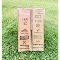 Combo 2 hộp nhang sạch Dương Minh hương quế và khuynh diệp thumbnail