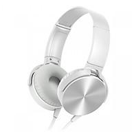 TAI NGHE CHỤP TAI MRD-XB450AP Âm thanh cao cấp,thiết kế thời trang- màu ngẫu nhiên thumbnail