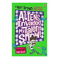 Usborne Aliens Invaded My Talent Show thumbnail