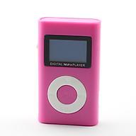 Máy nghe nhạc mp3 chữ O có màn hình tặng tai nghe và dây sạc thumbnail