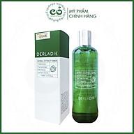Nước Hoa Hồng Giảm Mụn Cho Da Nhạy Cảm Derladie Herbal Extract Toner - Chai Màu Xanh 140ml thumbnail