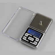 Cân tiểu ly bỏ túi siêu chính xác Micro Gam dải cân 500g 0.01g - Hàng nhập khẩu thumbnail