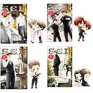 Combo SCI -Tập 6-7-8-9 (Tặng Kèm 5 Bookmak, 4 Card Pvc ) thumbnail