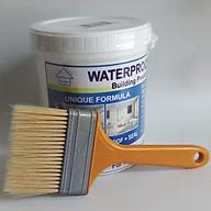 Keo Trám Sửa Chữa, Xử Lý Vết Nứt Khe Hở Trên Tường, Keo chống thấm trong suốt nhà tắm, nhà vệ sinh 1kg. thumbnail