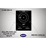 Bếp âm điện từ đơn KAFF KF-330I - Hàng chính hãng thumbnail