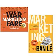 Combo Marketing Cho Chuyên Gia Nghệ Thuật Dụng Binh Trong Marketing + Marketing Cho Bán Lẻ thumbnail